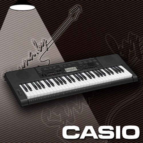 Синтезатор CASIO CTK3200 (61 клавиша)