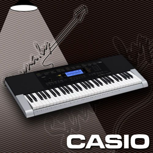 Синтезатор CASIO CTK4400 (61 клавиша)