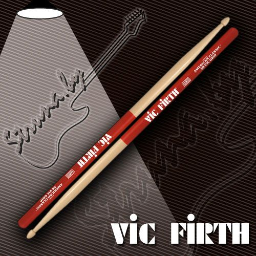 Барабанные палочки Vic Firth 5BVG American Classic Vic Grip