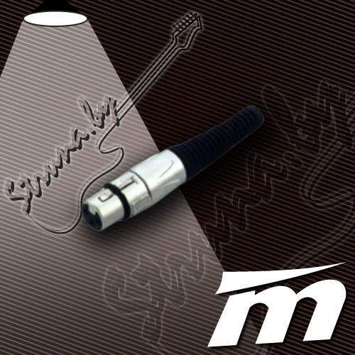 Разъем XLR (female) True Magic TX041