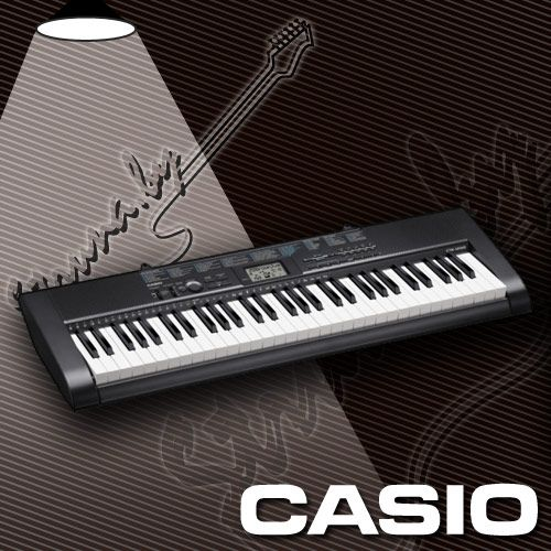 Синтезатор CASIO CTK1200 (61 клавиша)