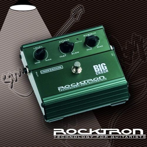 Компрессор Rocktron Big Crush Compressor