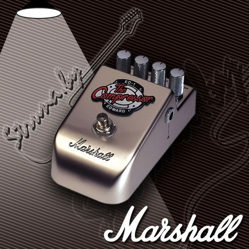 Компрессор Marshall ED-1 Edward Compressor