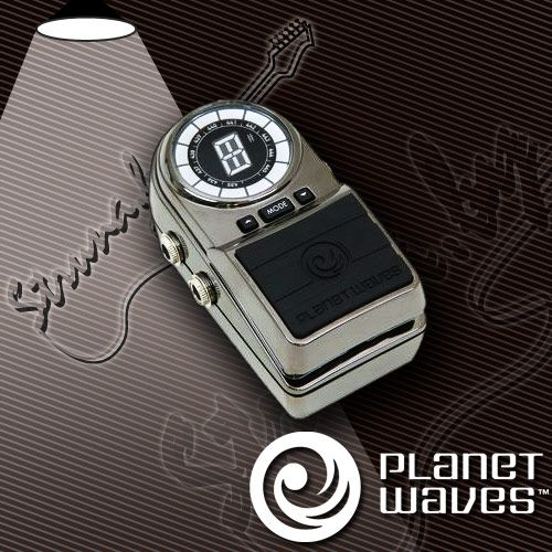 Педальный Тюнер Planet Waves PW-CT-04
