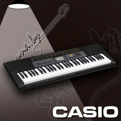 Синтезатор CASIO CTK2500 (61 клавиша)
