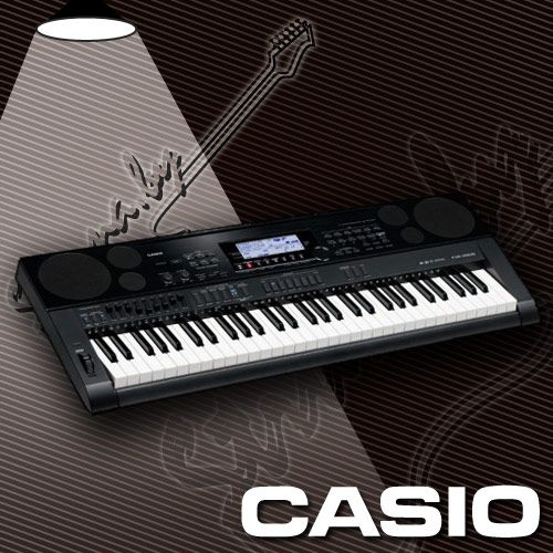 Синтезатор CASIO CTK7200 (61 клавиша)