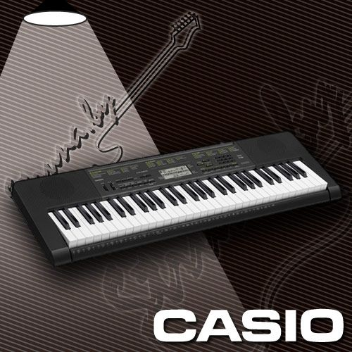 Синтезатор CASIO CTK2200 (61 клавиша)
