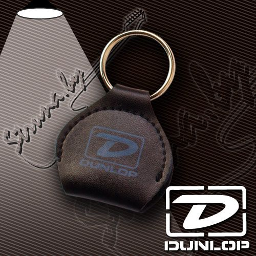 Копилка для медиаторов Dunlop 5201 Picker's Pouch Pick Holder Keychain